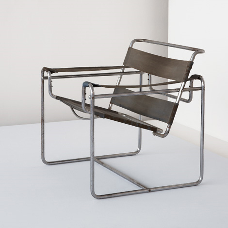 Wassily club chair, model no. B3