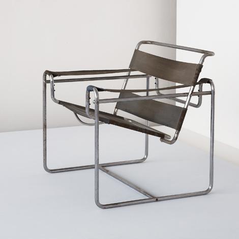 Wassily club chair, model no. B3