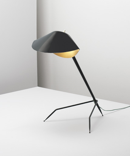 Lampe de table Trèpied