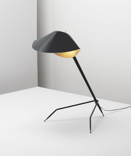 Lampe de table Trèpied
