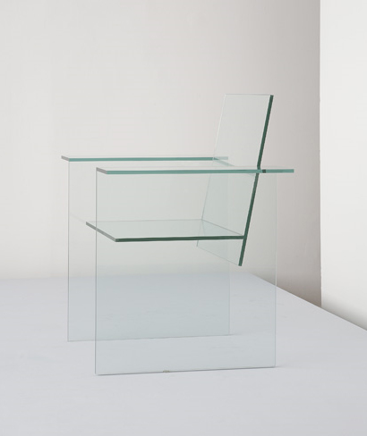 Glass Chair chair