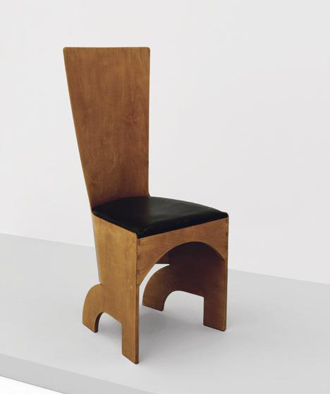 Phillips-Plywood chair