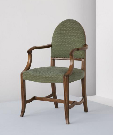 Phillips-Chair, from the SS Leviathan Ocean Liner