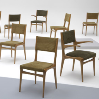 Phillips-Suite of 12 dining chairs