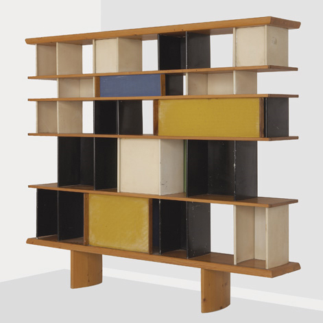 Mexique bookcase