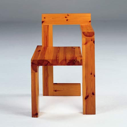 "Left-handed ""Steltman"" Chair"