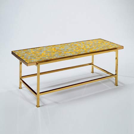 Phillips, de Pury & Company-Coffee Table, Model No. 5424