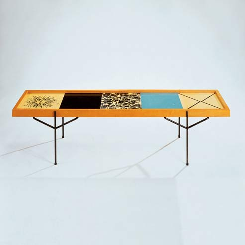 Coffee table by Phillips