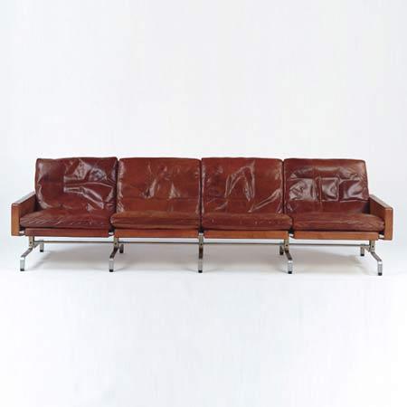 Sofa system, model pk 31-4