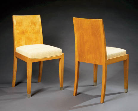 Phillips-Pair of chairs