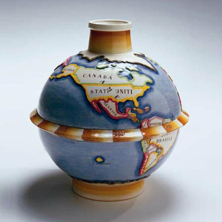 Vase, model no. 1175