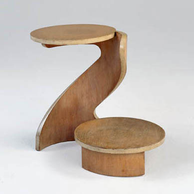 Side table, model 'Z'