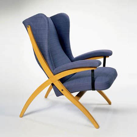'Fiorenza' lounge chair, prototype