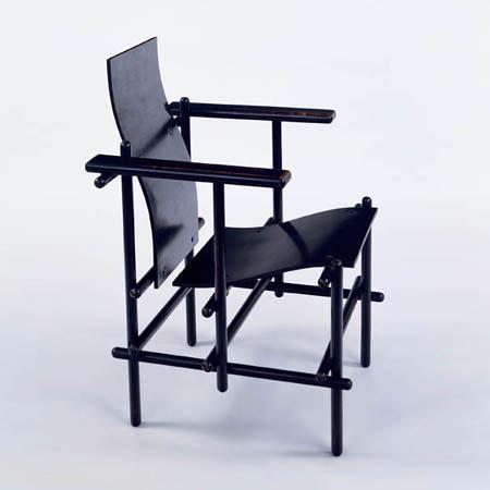 'High backed' armchair