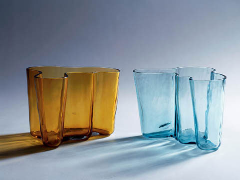 'Savoy' vases, model no. 9750