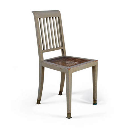 Side chair by Phillips