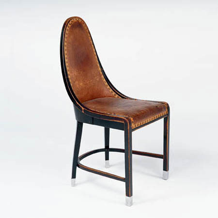 Side chair, model no. 330 by Phillips