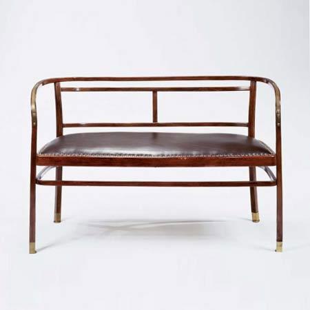 Otto Wagner canapé von Phillips