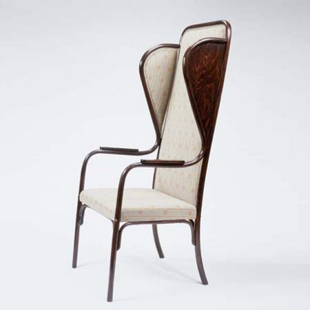 'Wing' sanatorium armchair