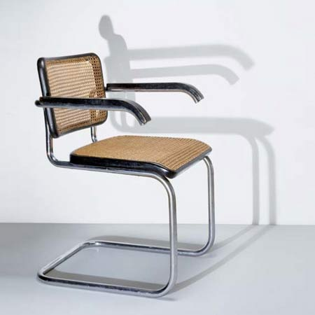 Cantilever chair, model 64