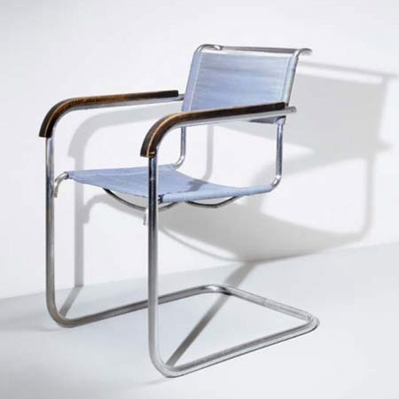 Cantilever chair, model B34