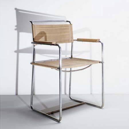 Chair, model B257