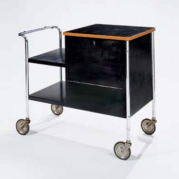 Bar trolley, model B183