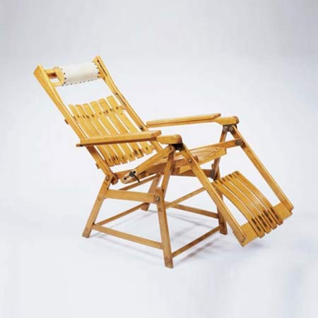 Phillips-'Siesta Medizinal' reclining armchair