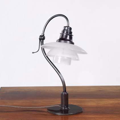 'Question Mark' desk lamp