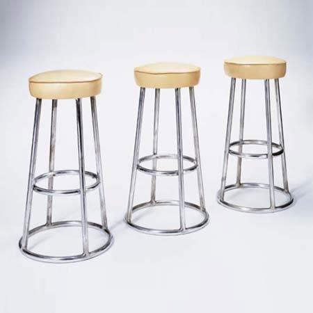 Three stools