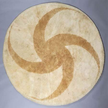 Circular Rug by Phillips