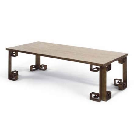 Low table 'Pékin'
