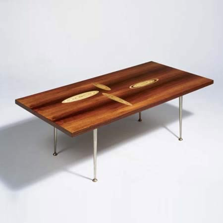 Coffee Table, model no. 1016 by Phillips