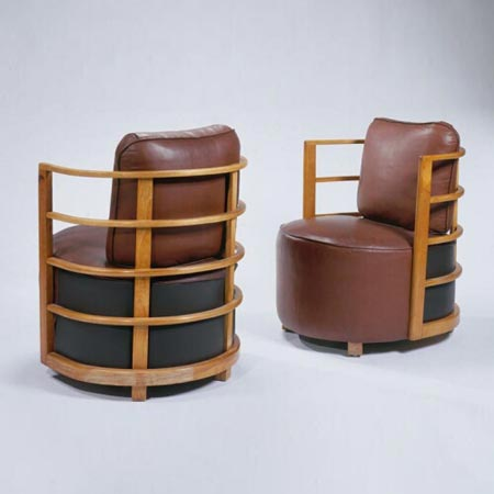 Armchairs Model No. 3451