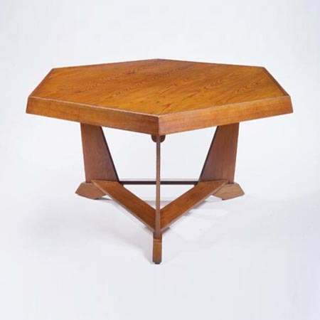 Table from the Auldbrass Plantation