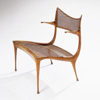 Gazelle Lounge Chair, model no. 30W