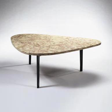 Prototype Coffee Table, Model no. B100