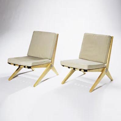 'Scissor' Chairs, Model No. 92