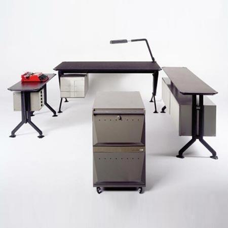Arco desk system