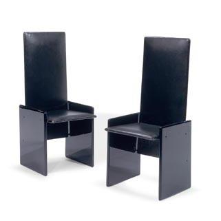 'Kazuki' Chairs by Phillips