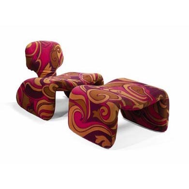 Djinn chair / ottoman
