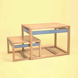 Nesting tables (Villa Vollberg)