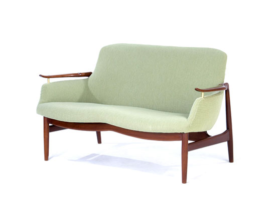 NV-53 Settee by Rago Arts and Auction Center