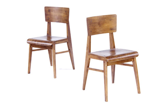 Rago Arts and Auction Center-Standard chairs