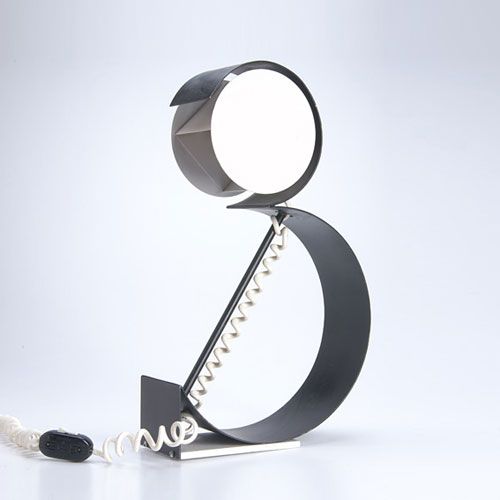 Ampersand table lamp