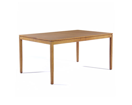 Rago Arts and Auction Center-Dining table