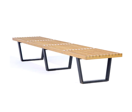Rago Arts and Auction Center-Platform bench