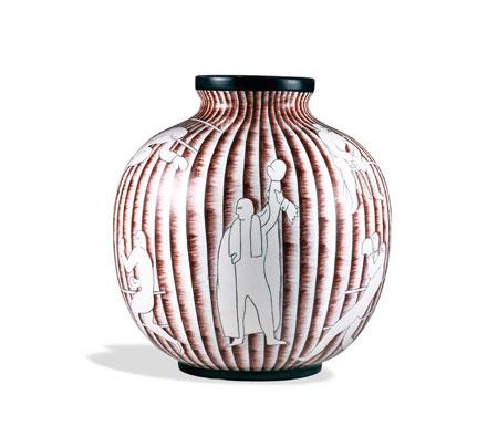 Vase von Sotheby´s