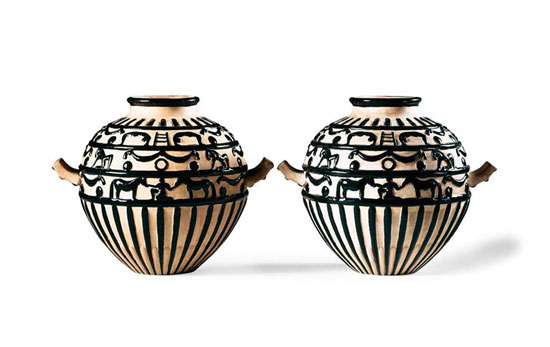 Sotheby´s-Coppia di vasi