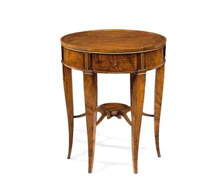 Tavolino rotondo von Sotheby´s